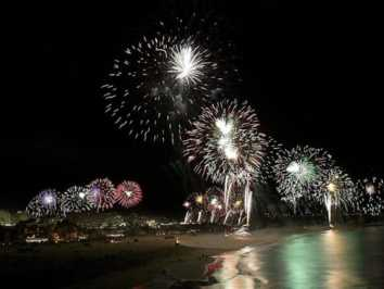 NEW YEAR CELEBRATIONS IN THE ALGARVE